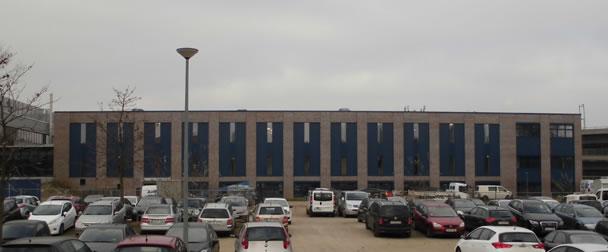 Büro- und Produktionsgebäude