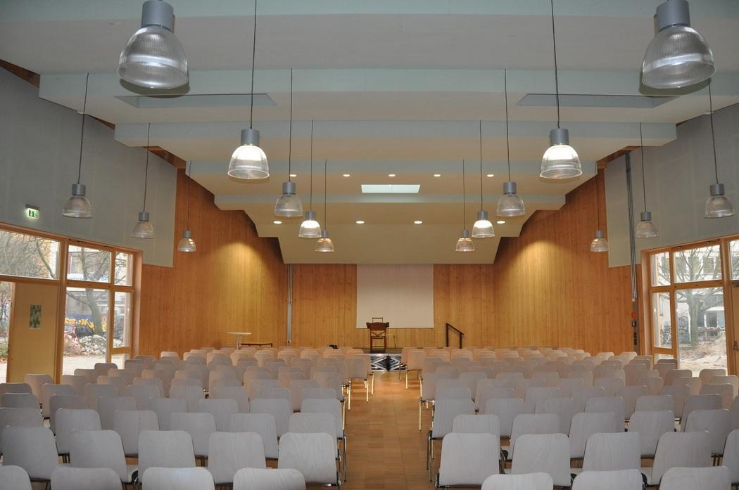 Aula/Mensa Evangelische Schule