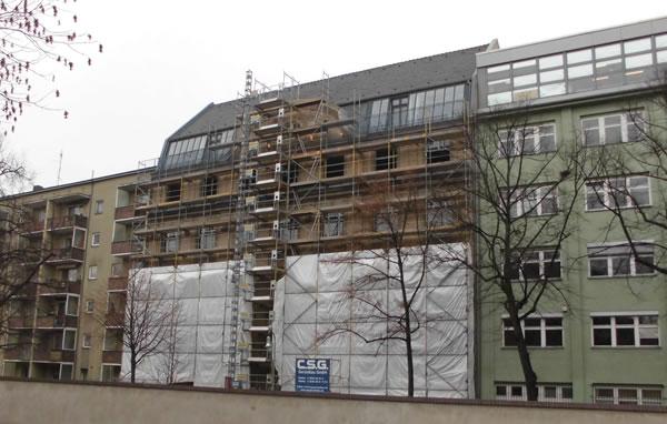 Modernisierung Möckernstraße