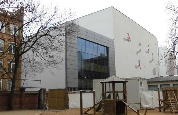 Sporthalle Immanuelkirchstraße