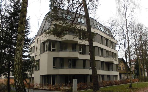 Stahnsdorfer Straße in Potsdam
