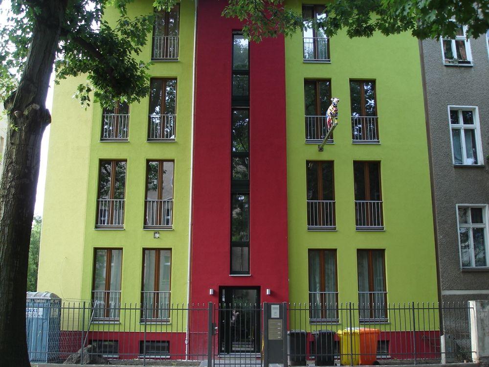Neubau einer Stadtvilla in Berlin-Niederschönhausen