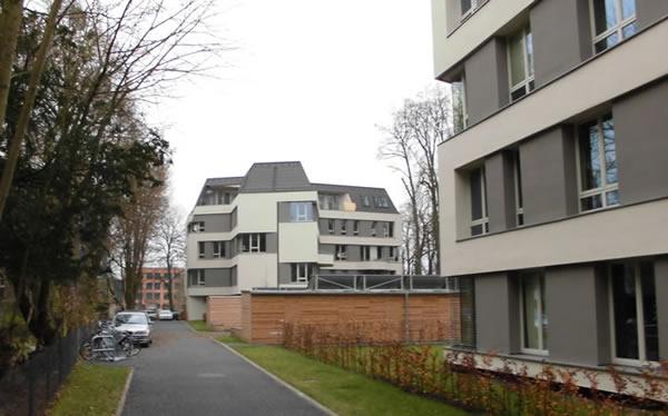 Mehrfamilienhaus in Potsdam