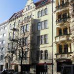 Altbausanierung Meinekestraße